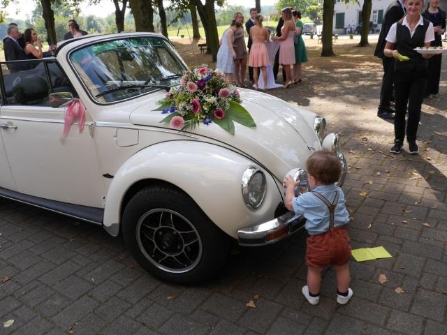 Idylische Hochzeit / kirchliche Trauung bei Düsseldorf Hochzeitsfotograf Hochzeitsreportage
